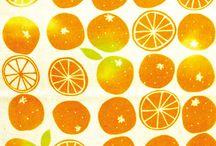 レモン・オレンジ