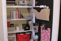 All about the OrGAniZinG / by Mandy Bailey Swinson