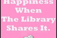Libraries / by Christy Butler