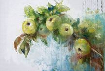 Still life / Art / Painting / Artworks / Still lifes by different artists for inspiration