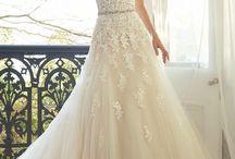 svatební šaty, hostiny..