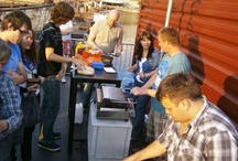 BBQ party, 27.5.2012