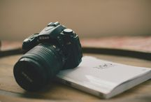 Amazing photography equipment ideas. / All the magical stuff a photographer needs in life.