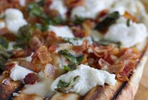 Pasta and Pizza / by Karen Cluff