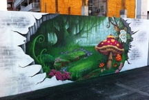 graffiti / by Katherine Youngren