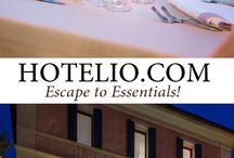 Italy / Ideas in the city and off the beaten path