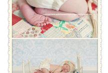 Newborn Photography / by Antuanette Toni Danner Wheeler