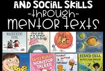 Character Education / Character Education and Social Skills Curriculum by Jennifer @ Cupcakes & Curriculum.  Using one mentor text per week, one character focus per week, and fifteen minutes per day, create the classroom community you want and need!