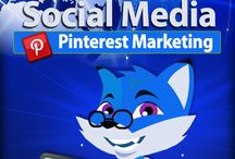 SMARTT Social Media - Pinterest / Position your Business over Pinterest, which is one of the most used Social Media Service ever, in the shortest time possible.