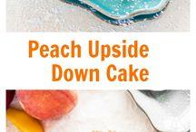 fruit: peach * Pfirsich