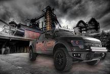 Ford Raptors / Custom Ford Raptors