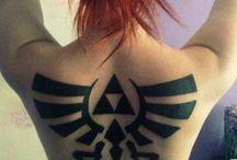 TATTOO {henna+normal ink}