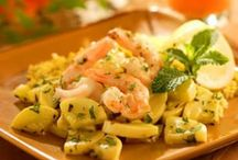 Recipes - Seafood/Fish / by Sheila Dunn