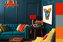 Colours to paint your new Home