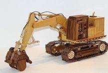 Fából készült járművek