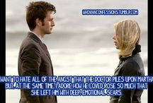 The Doctor. / by Sarah Holifield