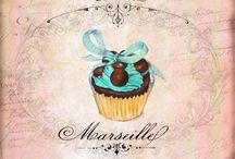 Printables - Cupcakes