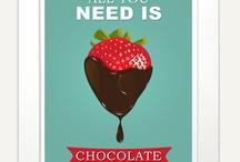 Chocolate / by Patty Hanson