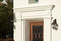Puertas coloniales