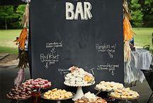 Wedding Dessert Table Ideas / by The American Wedding
