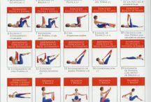 Mat pilates Egzersiz