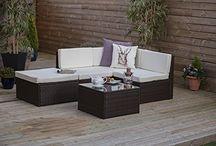 Outdoor Furniture / Rattan outdoor furniture