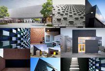 architecture - bricks / bricks