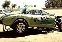 old race cars / by Michael Haller