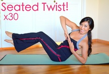 workouts w/o limits (home or gym) / by Jessica Venture
