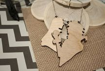 Beautiful Laser Cut Designs / Inspiring and beautiful laser cut pieces and how to use them in your home decoration and events!