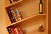 Office book shelve