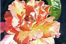 Peinture Florales