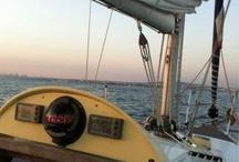 Tekne / Tekne, yelken, motoryat.... Denize çıkmak için fırsatlar...