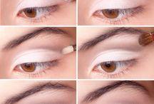 Повседневный макияж для кареглазых