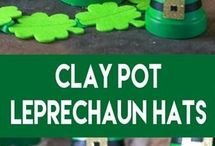 Site Decor - St. Patrick's Day / All the tools you'll need to decorate your site for St. Patrick's Day this Spring Break at Splashway!