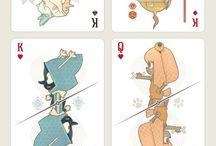 Carte  design etc