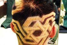 CLIP ART HAIR