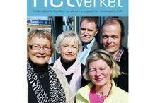 NETverket og blogg / NETverket er CarciNors medlemsblad.  CarciNors blogg presenterer aktuelle artikler ukentlig.