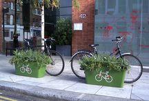 Stojaki rowerowe nie muszą być nudne!