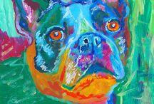 """Boston Bull Terriers """"AMerican Gentleman"""" / #bostonbullterriers #bostonbulls #bostonbully #boston"""