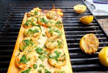 Seafood Recipes / Recipes containing any type of seafood. My favorites include shrimp, salmon, and cod