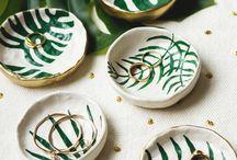 DIY ceramic