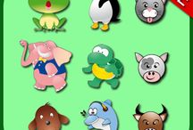 Kids Memory Animals