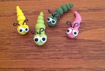 Lovable Fairy Garden Insects