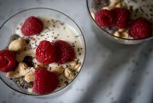 Zdravé snídaně a svačiny