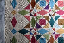 quilts and quilting / self-explanatory