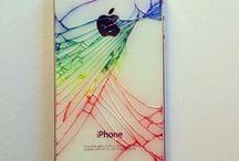 Étuis d'iphone