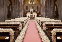 Church Decoration Wedding by vincenzo Dascanio / Church Decoration for Wedding #vincenzodascanio