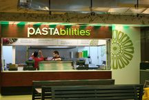 Pastabilities Store Signage / Restaurant Signage designed by Burry Signs