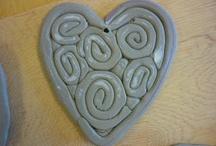 Kindergarten ceramics
